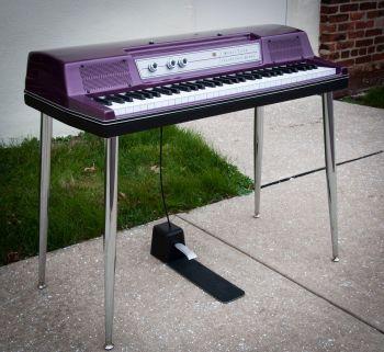 Customized Wurlitzer Electric Piano
