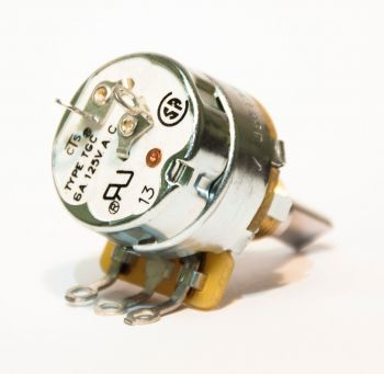 CTS Switched Volume Potentiometer