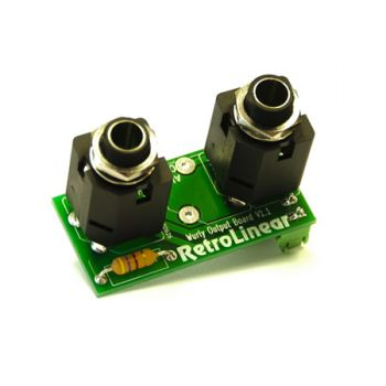 200 & 200A Series auxiliary / headphone output board